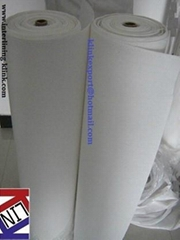 Woven Resin Finsh Polyester Coated Cap Interlining