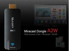 Measy A2W EZCast wifi display dongle
