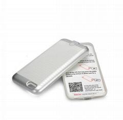 300 LED Programmable Smartphone Case For mobile  Free App 220mAh Battery