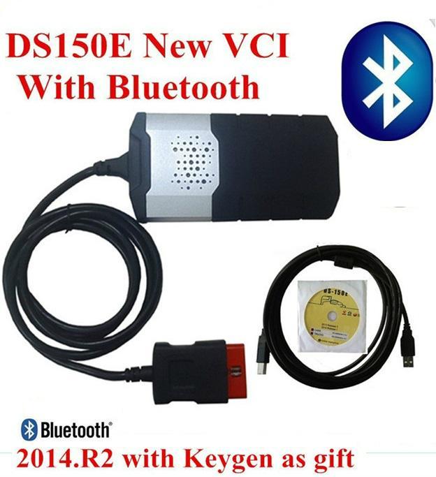 Autocom+ Delphi DS150 Diagnosis    change software easy - China -