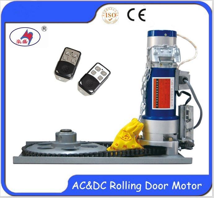 AC&DC 300KG electric rolling door motor 1