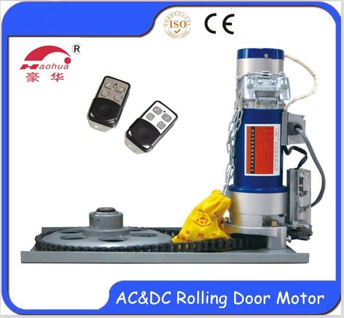 dc 500kg rolling shutter door motor 1