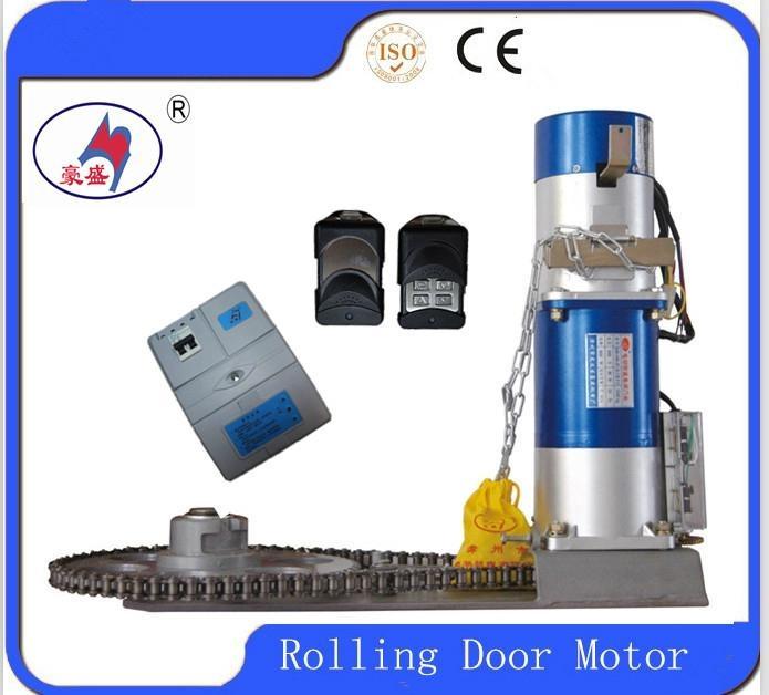 1.0T AC electric rolling shutter door motor and roller door opener 1