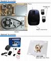 1.0T AC electric rolling shutter door motor and roller door opener 3