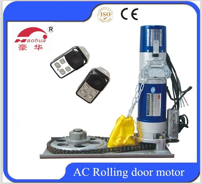1.3T 380V industrial roll-up door motor  1