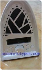CNC speaker prototypes
