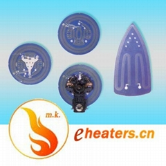 thick film heating element  for electric