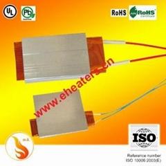 electronic heating device (ptc series) for coffee machine