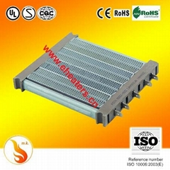 electronic heating device (ptc series) for fan heater