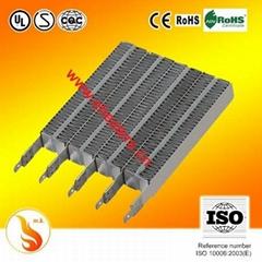 electronic heating device (ptc basis) for hand warmer