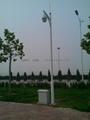 4.5米监控系统灯杆价格