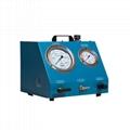 Pneumatic hydraulic pump PP - 225