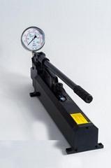 Manual hydraulic pump mp-280 type.