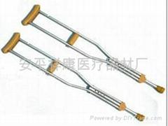 铝合金弹珠拐杖九档调节高低医用双拐