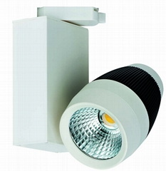 High Quality SHARP 20W Dimmable led track light