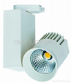 High Quality SHARP 20W Dimmable led track light  4