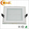 12W Sqaure panel led light OEM Zhongshan
