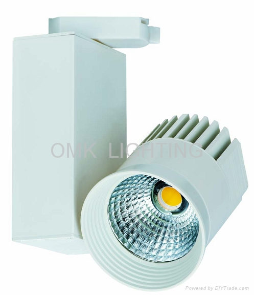 High Quality SHARP 30w Dimmable led track light 2