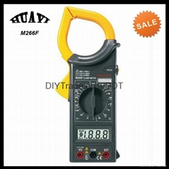 M266F digital AC clamp meters