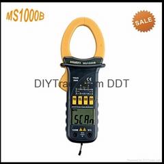 MS1000B  CD/AC TRUE RMS Smart Clamp Multimeter
