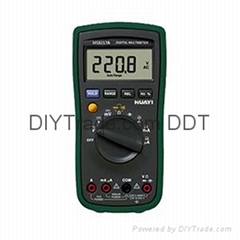 MS8217A digital AC/DC multimeters