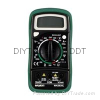 MS830L digital AC/DC multimeters
