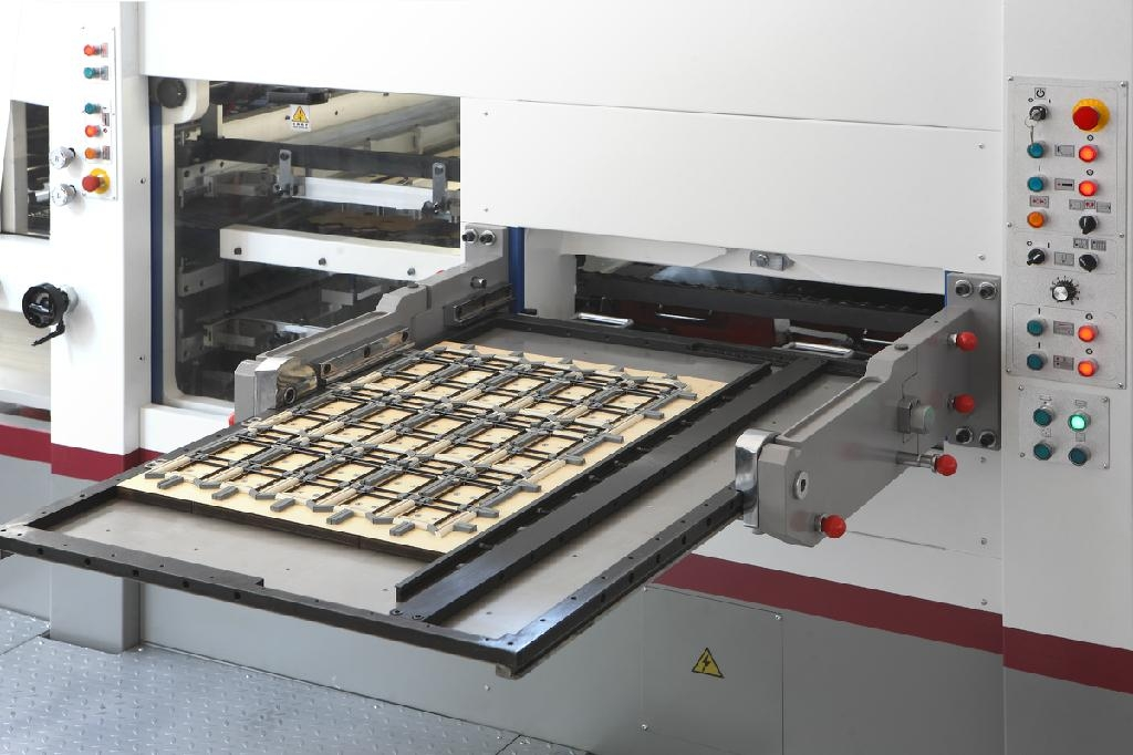 Automatic Stripping Die Cutting Machine 1050es Longhua