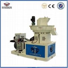 wood pellet milling machine