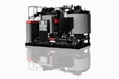 GlobeCore  UVB-2 modified bitumen batch unit 4-7 m3 per hour