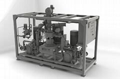 GlobeCore UMPB-8P modified bitumen  continuous unit 8 m3 per hour