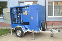 GlobeCore Mobile Transformer Oil Purification Plant CMM 4