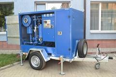 GlobeCore Mobile Transformer Oil Purification Plant CMM 4