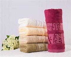 Jacquard Printed Towel T