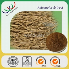 Chinese herbal astragalus extract polysaccharide