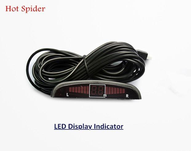 LED 4 Parking Sensor 2