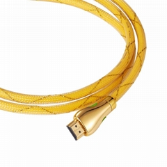 Factory direc HDMI cable high speed with Ethernet support 3D