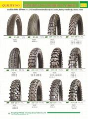 motorcycle tyre B