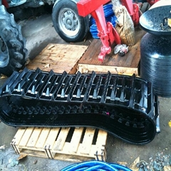 Mini Excavator Rubber Tracks for agriculture machine