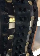 Yanmar Snow sport rubber track 22 drive bars