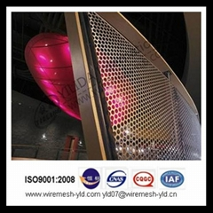 peforated metal mesh from China Annping