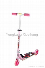 Scooter for Children with 125mm PU Wheels