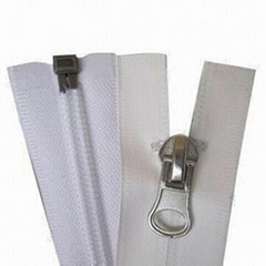 zipper and raw material