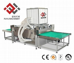 Building Glass Washing and Drying Machine