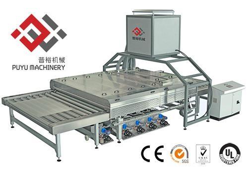 Photovoltaic Curtain Wall BIPV Glass Washing And Drying Machine 1