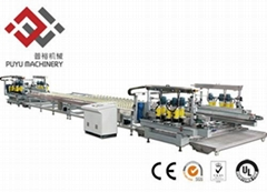 Solar Glass Straight-line Double Edger In Glass Processing Machinery