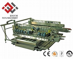Glass Double Edging Machine For Architecture Glass