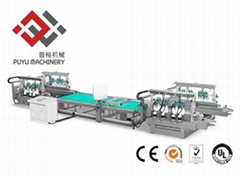 Glass Straight-line Double Edging Machines Line