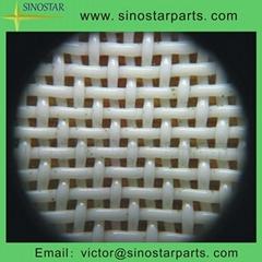 polyester plain woen pulp washing mesh