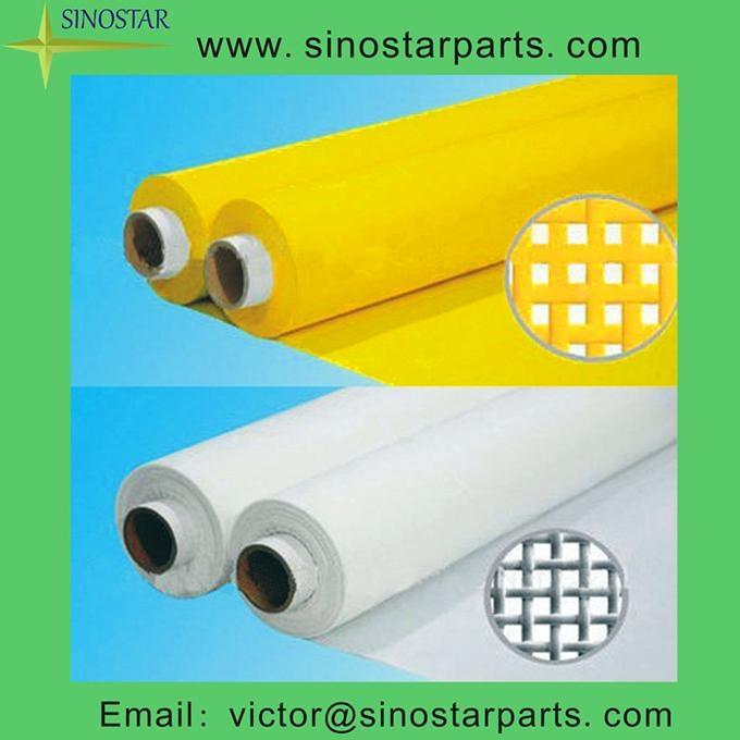 polyeseter silk screen printing mesh/fabric 1