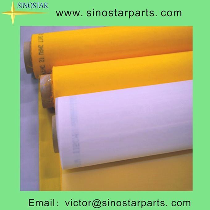 polyeseter silk screen printing mesh/fabric 2